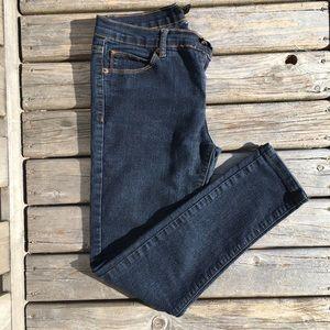 💥5/$25 F21 Skinny Dark Wash Denim Jegging